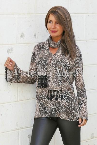 suéter Belinda
