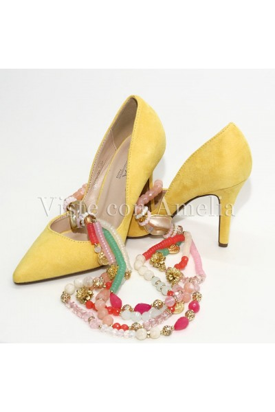 9420cebbc4f Zapato Amarillo - Viste con Amelia