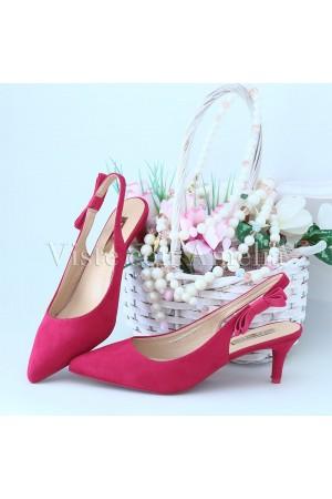 Zapato Buganvilla tacón sensato
