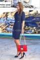 Vestido Camarote Azul marino