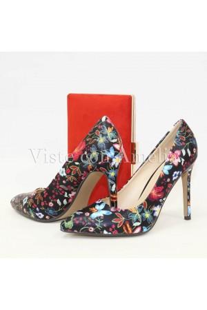 Zapatos estampados fantasía