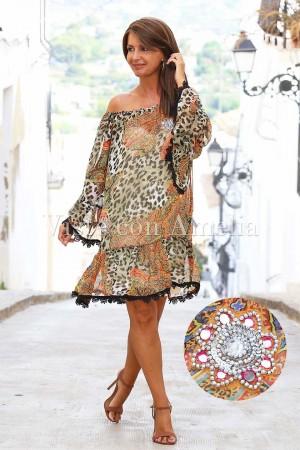 Vestido Nuba
