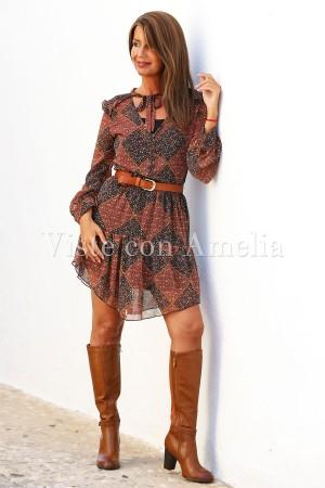 Vestido Dafne
