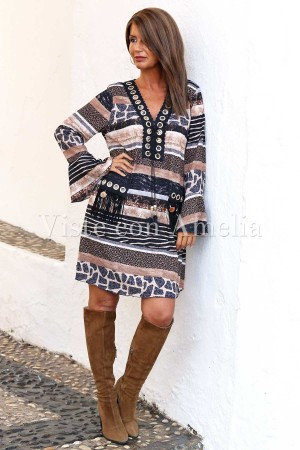 Vestido Punto Irena