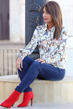 Camisa Anette