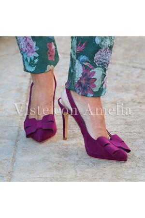 Zapato Magenta