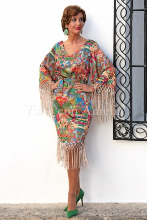 Vestido Málaga