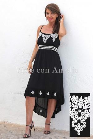 Vestido Karma Negro