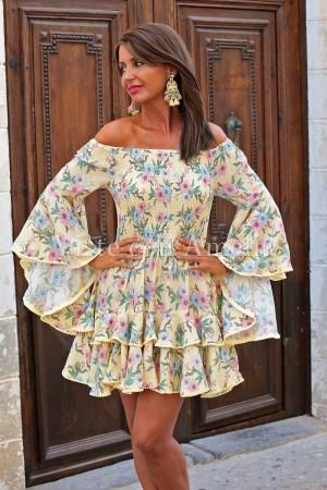Vestido Ofelia Floral