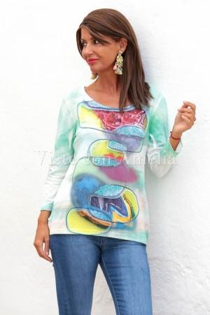 Camiseta Iman