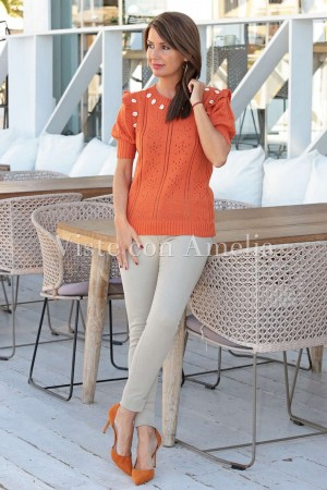 Suéter Conchas Caldera