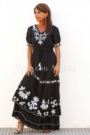 Vestido Carmen
