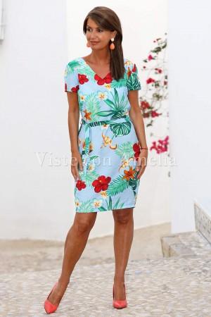 Vestido Nuevo Hortensia