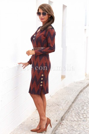 Vestido Donna