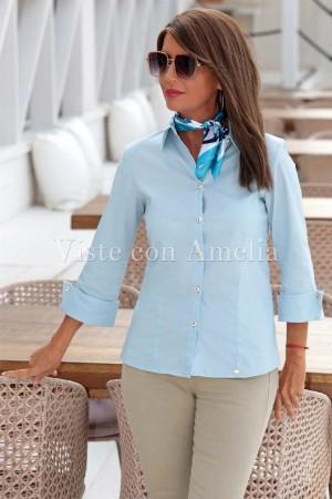 Camisa Especial Azul