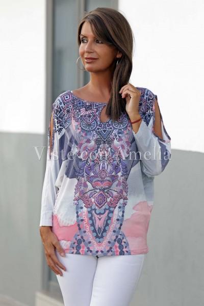 Camiseta Turca Amina