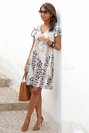 Vestido Tigra