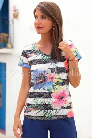 Camiseta Madreselva