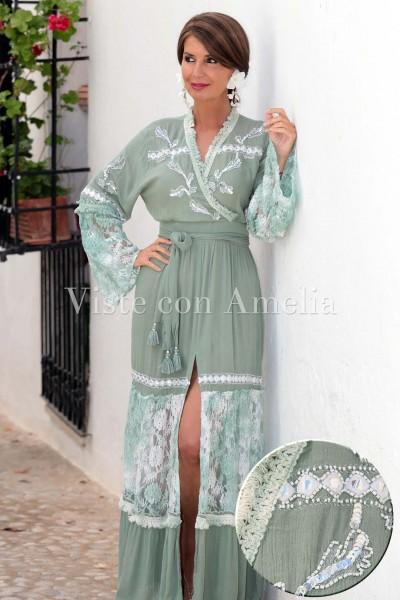 Vestido Precioso