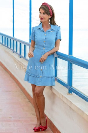 Vestido Denia