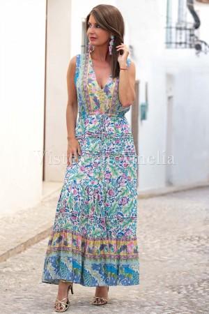 Vestido Triana Largo