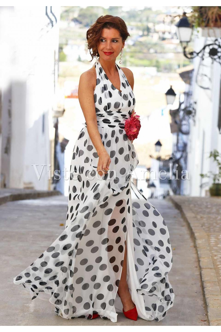 Vestidos largos para mujer… ¡y a presumir!